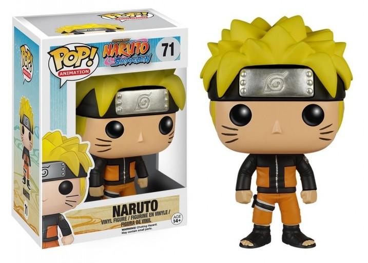 """Pop! Фигурка Наруто Узумаки из аниме """"Naruto"""""""