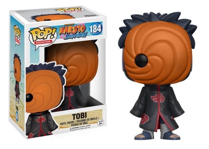 "Pop! Фигурка Тоби из аниме ""Наруто"""