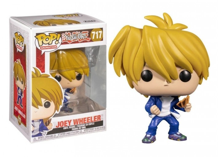 "Pop! Фигурка Джои Уилера из аниме ""Югио"" (Yu-Gi-Oh)"