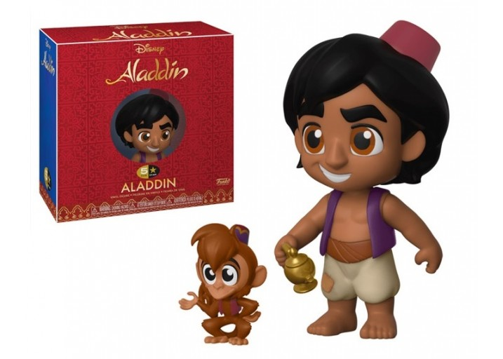 5 Star Фигурка Аладдина с обезьянкой Абу