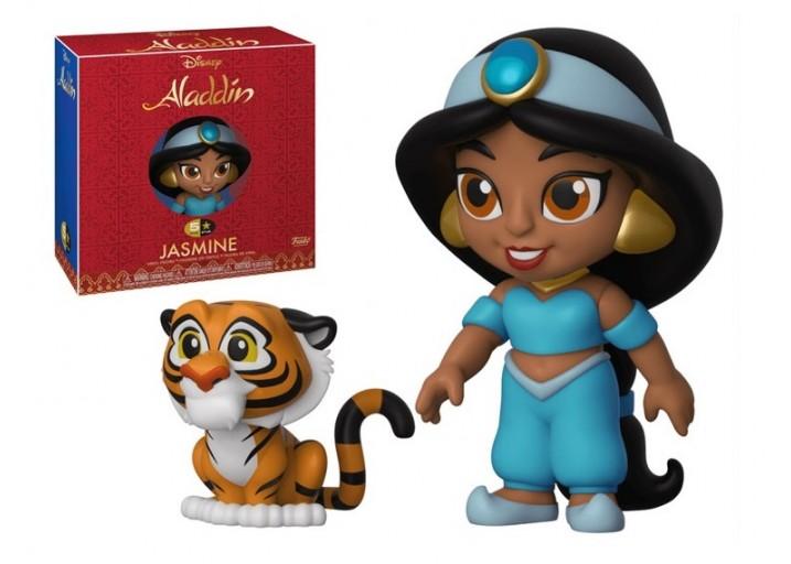 5 Star Фигурка принцессы Жасмин с тигром Раджой