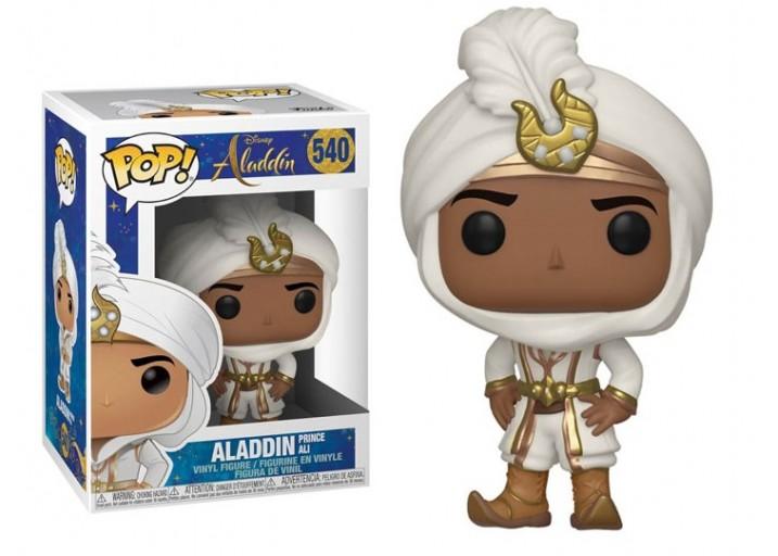 """Pop! Фигурка Аладдина в костюме принца из фильма """"Aladdin"""""""