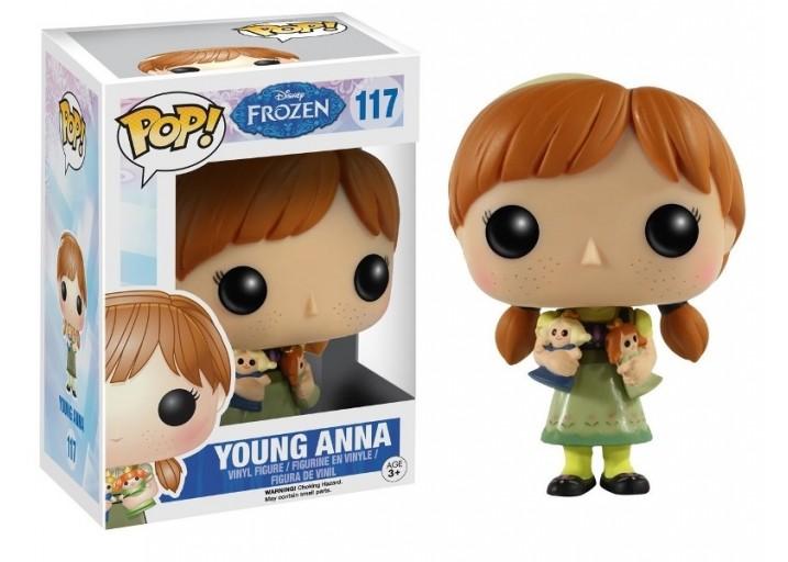 """Pop! Фигурка маленькой Анны из мультфильма """"Холодное сердце"""""""