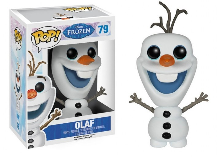 "Pop! Фигурка снеговика Олафа из мультфильма ""Холодное сердце"""