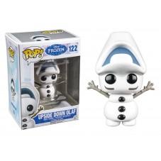 """Pop! Фигурка Олафа с перевёрнутой головой из мультфильма """"Холодное сердце"""""""