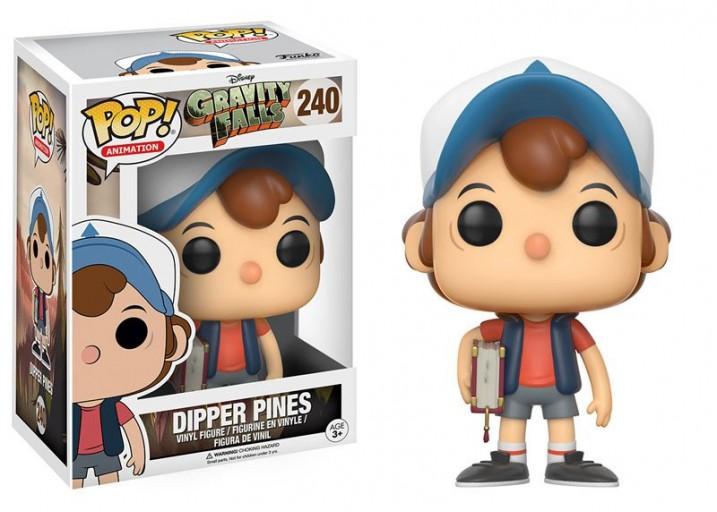 "Pop! Фигурка Диппера из мультсериала ""Гравити Фолз"""