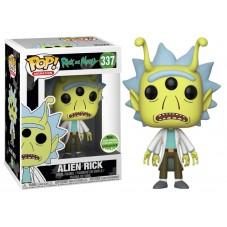 """Pop! Фигурка Инопланетного Рика из мультсериала """"Рик и Морти"""""""