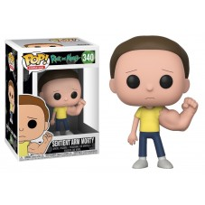 """Pop! Фигурка Морти с накачанной рукой из мультсериала """"Рик и Морти"""""""