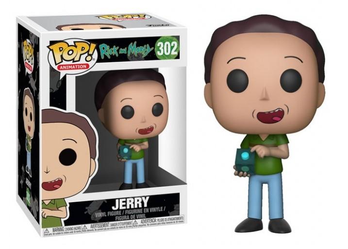 """Pop! Фигурка Джерри из мультсериала """"Рик и Морти"""""""