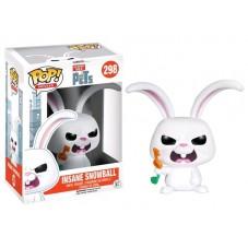 """Pop! Фигурка Снежка с морковкой из """"Тайная жизнь домашних животных"""""""