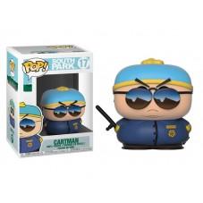 """Pop! Фигурка полицейского Картмана из мультсериала """"Южный Парк"""""""