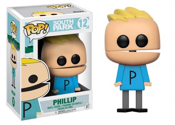 """Pop! Фигурка Филлипа из мультсериала """"Южный Парк"""""""