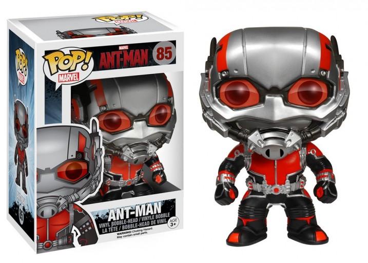 Pop! Фигурка Человека-муравья из комиксов Marvel