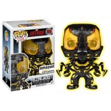 """Pop! Светящаяся фигурка Жёлтого шершня из """"Человек-муравей"""""""