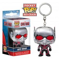 Pop! Брелок Человек-муравей из комиксов Marvel