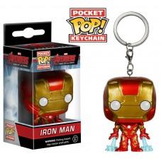 """Pop! Брелок Железный человек из фильма """"Мстители"""""""