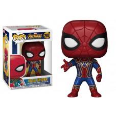 """Pop! Фигурка Железного Человека-паука из """"Войны бесконечности"""""""