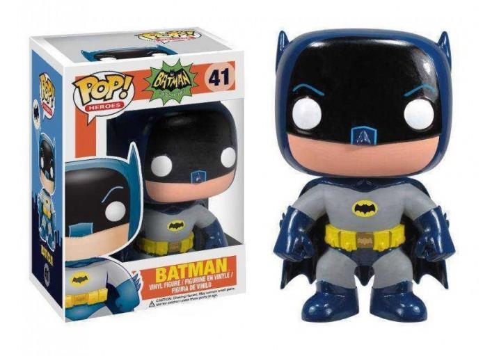 """Pop! Фигурка Бэтмена из сериала """"Бэтмен"""" 1966 года"""