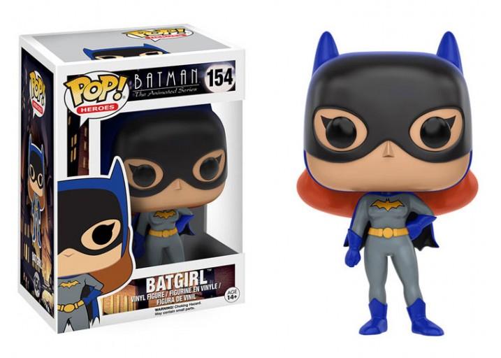 "Pop! Фигурка Бэтгёрл из мультсериала ""Бэтмен"""