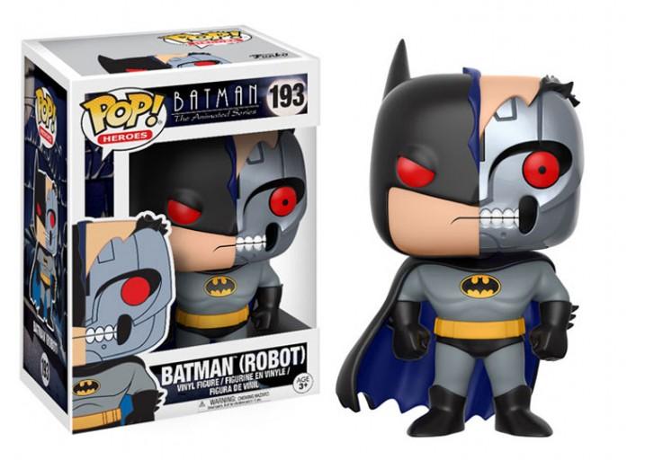 "Pop! Фигурка робота Бэтмена из мультсериала ""Бэтмен"""