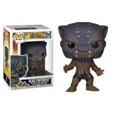 Pop! Фигурка Чёрной Пантеры в боевой маске