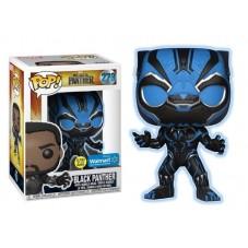 Pop! Светящаяся фигурка Чёрной Пантеры
