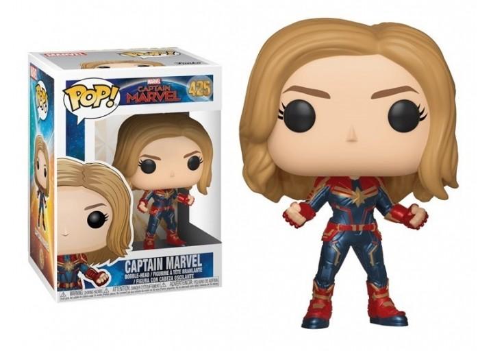"""Pop! Фигурка Капитана Марвел из фильма """"Captain Marvel"""""""