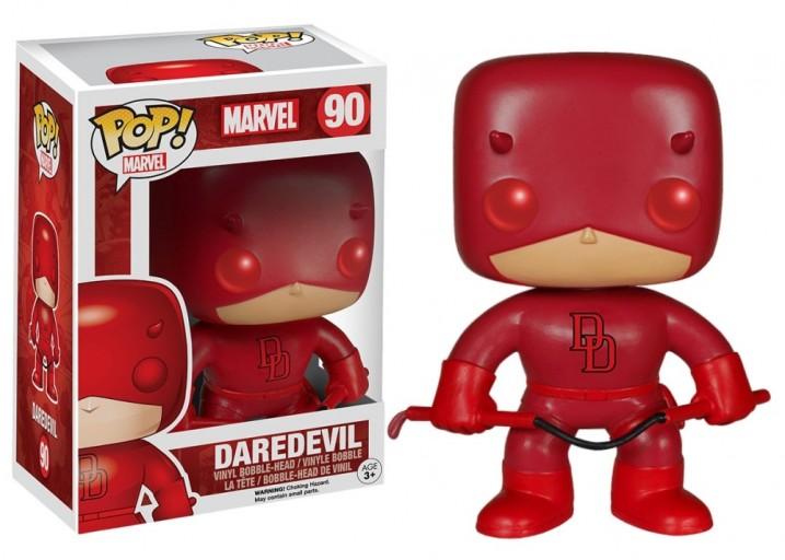 Pop! Фигурка Сорвиголовы из комиксов Marvel