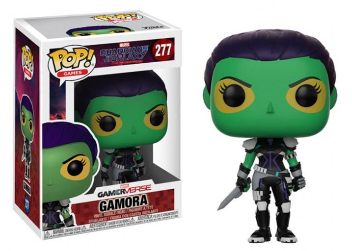 """Pop! Фигурка Гаморы из игры """"Guardians of the Galaxy"""""""