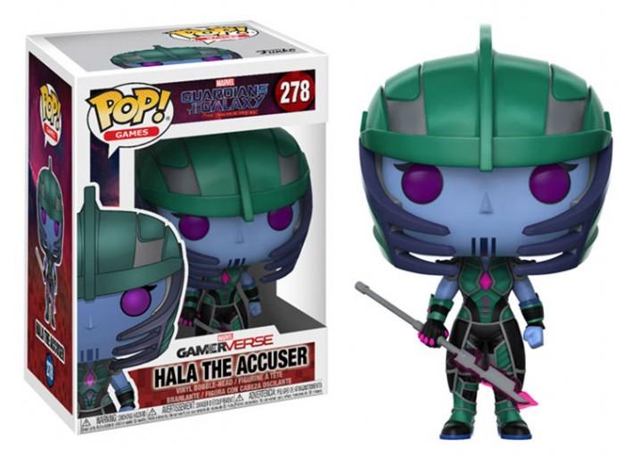 """Pop! Фигурка Халы из игры """"Guardians of the Galaxy"""""""