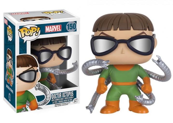 Pop! Фигурка Доктора Осьминога из комиксов Marvel