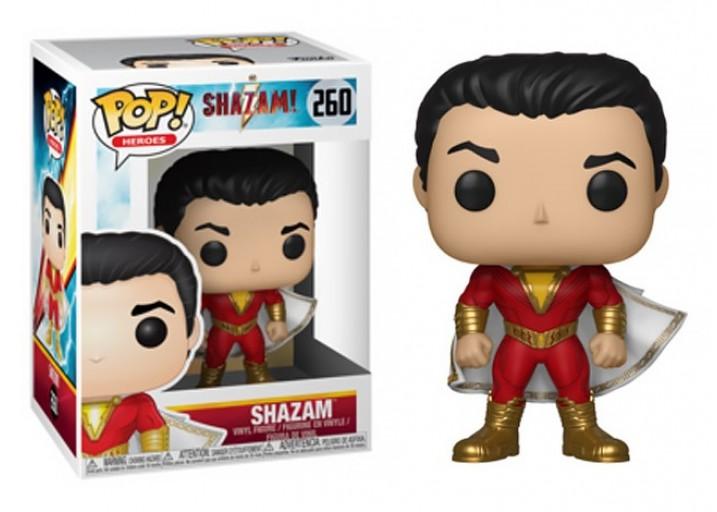 """Pop! Фигурка Шазама из фильма """"Shazam"""""""