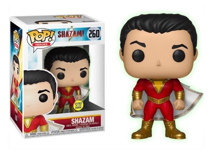 """Pop! Светящаяся фигурка Шазама из фильма """"Shazam"""""""