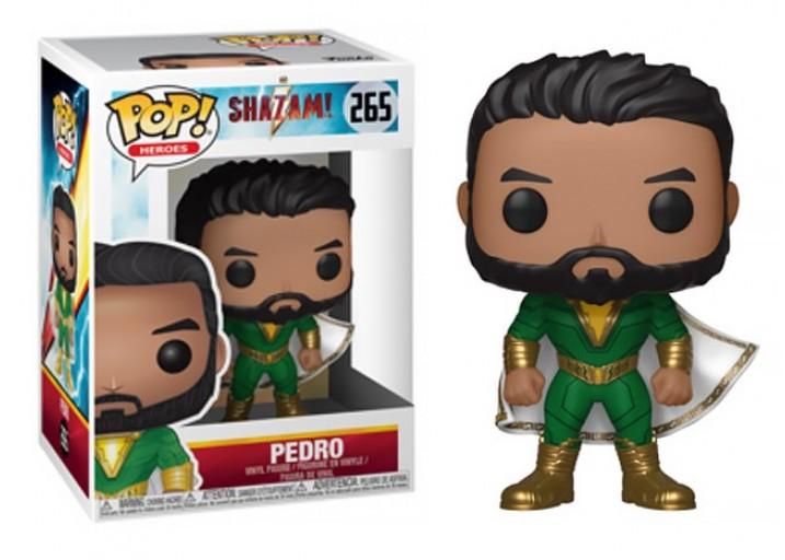 "Pop! Фигурка Педро из фильма ""Шазам"""