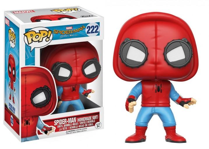 Pop! Фигурка Человека-паука в самодельном костюме