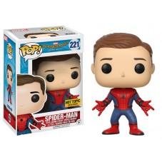"""Pop! Фигурка Человека-паука без маски из """"Возвращение домой"""""""