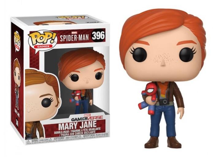 "Pop! Фигурка Мэри Джейн из игры ""Человек-паук"""