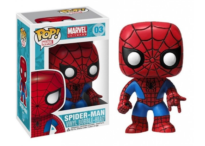 Pop! Фигурка Человека-паука из комиксов Marvel
