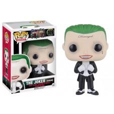 """Pop! Фигурка Джокера в костюме из фильма """"Отряд самоубийц"""""""