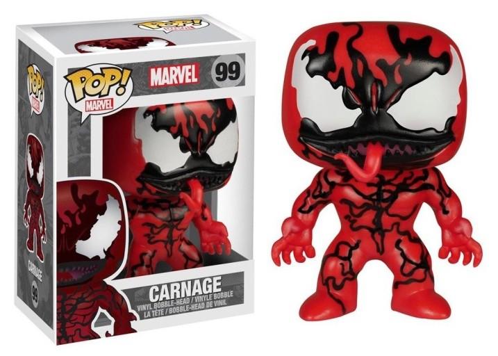 Pop! Фигурка Карнажа из комиксов Marvel
