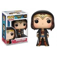 """Pop! Фигурка Чудо-женщины в плаще из фильма """"Wonder Woman"""""""