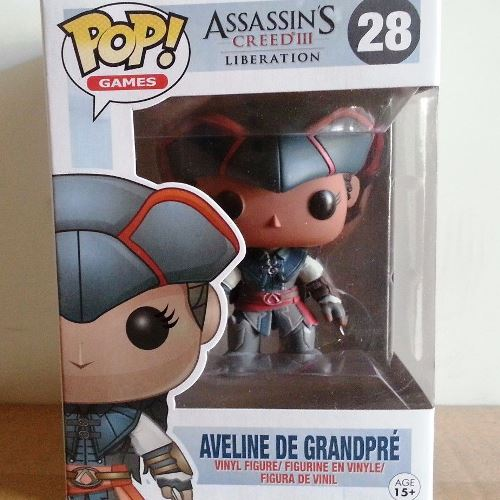 Авелина Де Грандпре (Assassin's Creed), оригинал