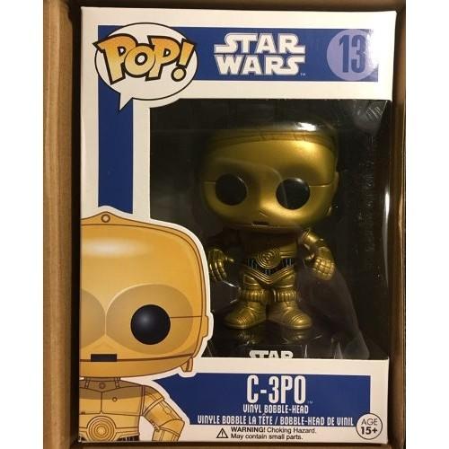 Дроид C-3PO (Звёздные войны), оригинал