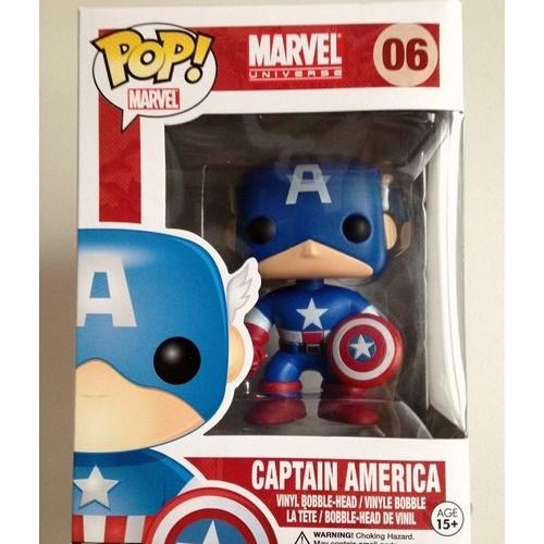 Капитан Америка (комиксы Марвел), оригинал