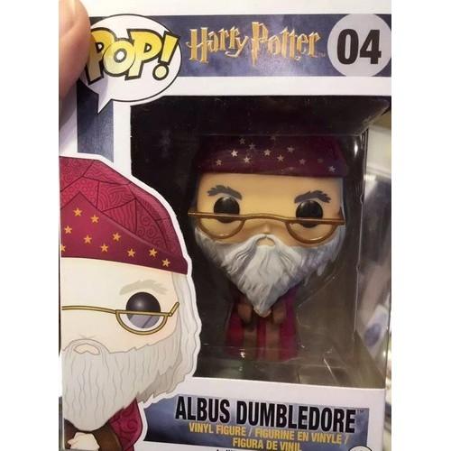 Альбус Дамблдор (Гарри Поттер), оригинал