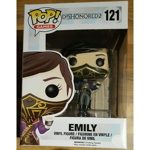 Эмили (Dishonored), оригинал
