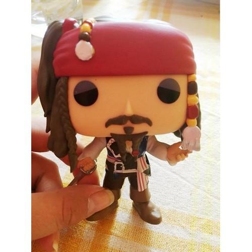 Капитан Джек Воробей (Пираты Карибского моря), реплика