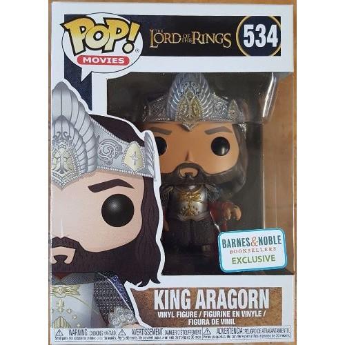 Король Арагорн (Властелин Колец), оригинал