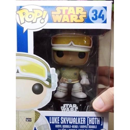 Люк Скайуокер (Звёздные войны), оригинал