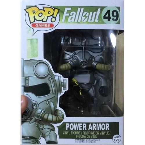 Силовая броня (Fallout), оригинал